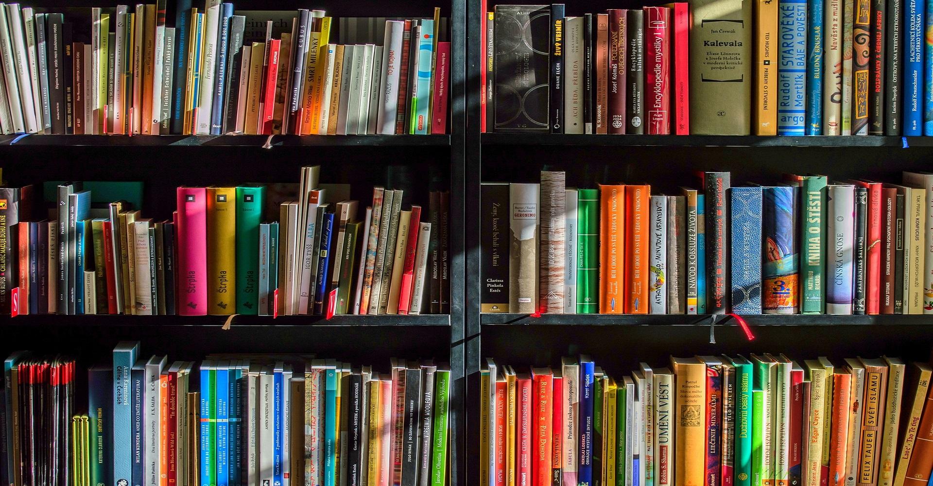 KMS Header Bücher