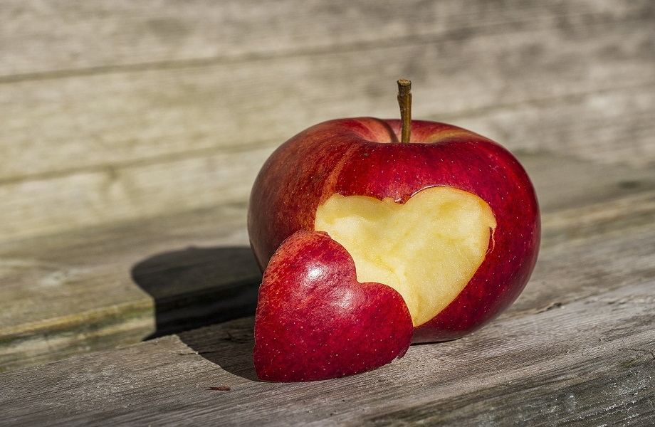 KMS Modul Herz Apfel
