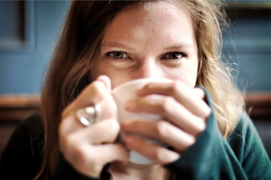 KMS Modul Mädchen Kaffee