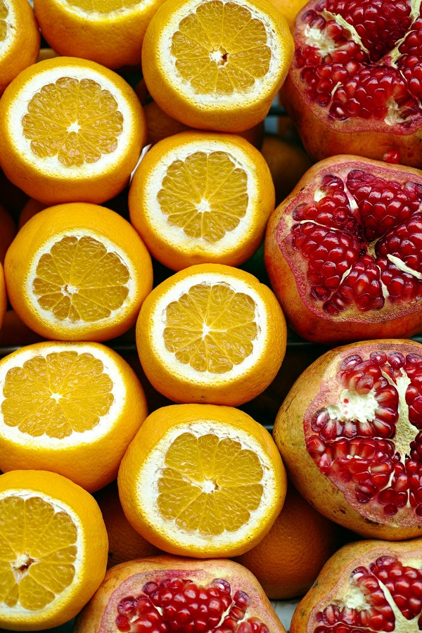 Modul Granatapfel Zitronen